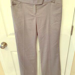 LIMITED light gray dress pants Drew Fit -size 6